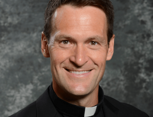 Harmel Welcomes Fr. Dominic Couturier